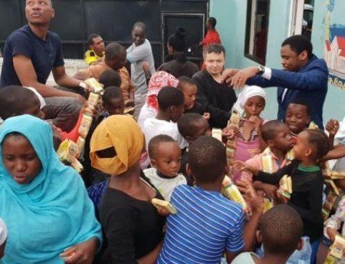 Tanzanya da Hastane / Yetimhanelere Gıda Yardımı ve Hastane Yapımı için Nakit Yardımı