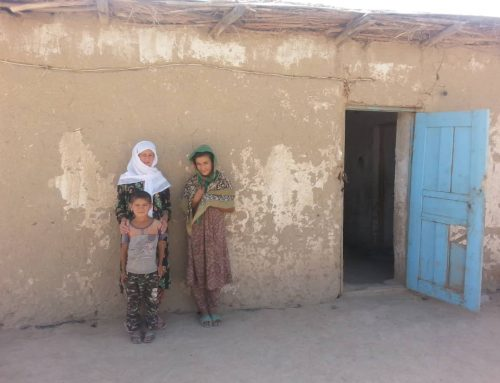 Kırgızistan'daki Yardım Faaliyetlerimiz