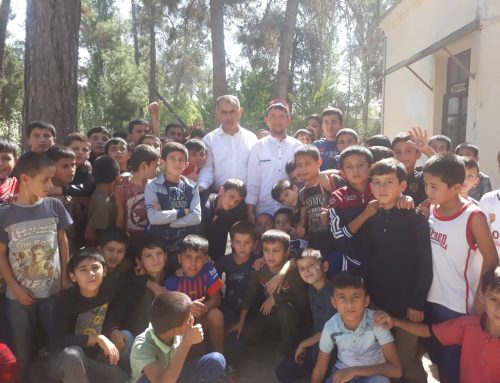 Tacikistan Yardım Faaliyetlerimiz